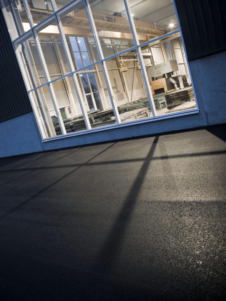 Webfotografie für ein Stahlhandelsunternehmen